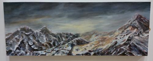 09 - Snowy Peaks - Dawn Broughton