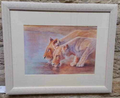 102 - Lions Share - Christine Redhead