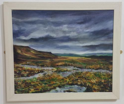 10 - Stormy Moors - Dawn Broughton