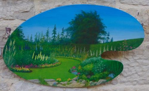 116 - My Garden - Malcolm Short