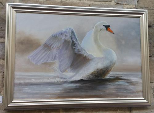 129 - The Mute Swan - Margaret Yole