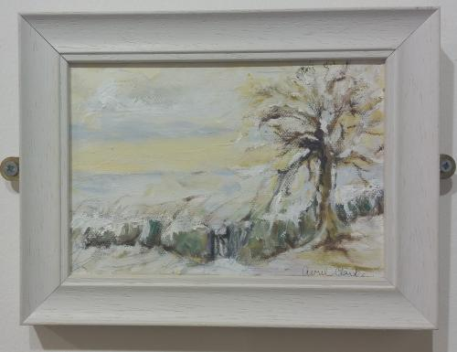 12 - Snowfield - Avril Clarke