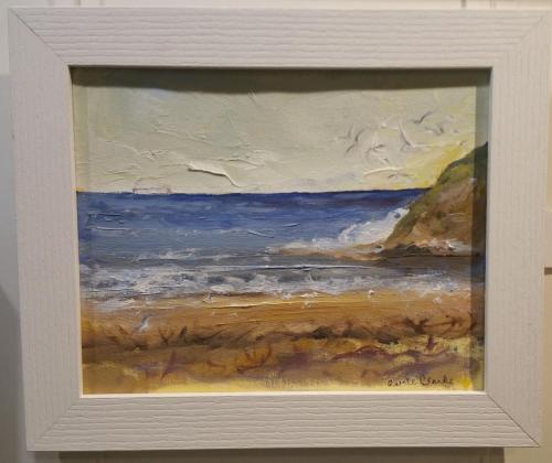 16 - Berriedale Cove Caithness - Avril Clark