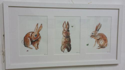 18 - Busy Bunnies - Bridget Emmerson