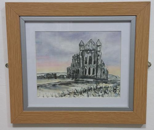 19 - Whitby Abbey - Bridget Emmerson