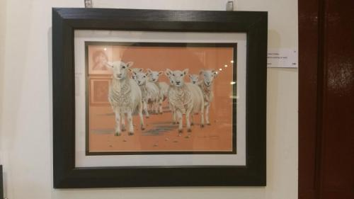 25 - Heres looking at ewe - Linda Coleby
