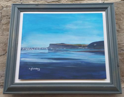 26 - Saltburn by the Sea - Linda Coleby