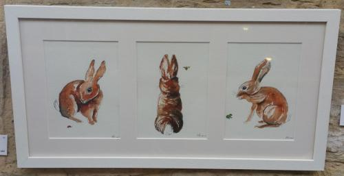 33 - Busy Bunnies - Bridget Emmerson