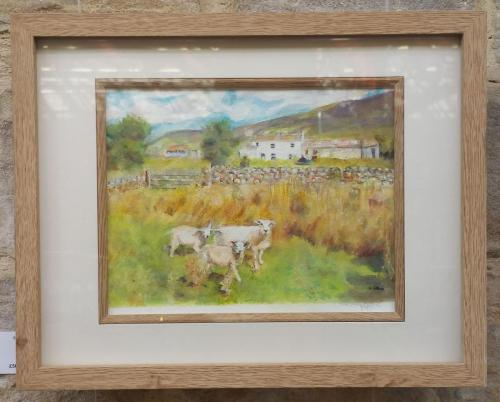 60 - Swaledale Sheep - Val Jefferies