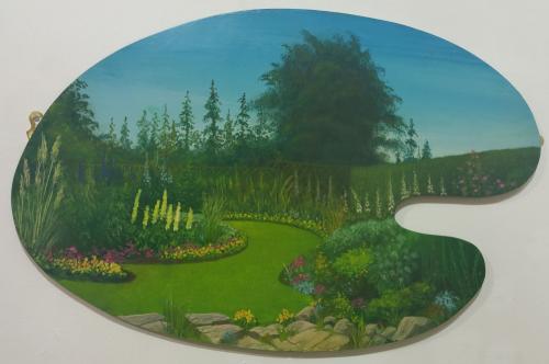 66 - My Garden - Malcolm Short