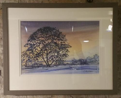 69 - Sunset Whashton - Andrew Kerr