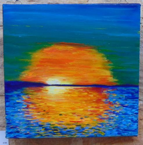 70 - Sunset - Lisa Lamb