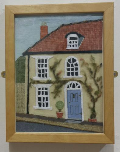 71 - Fabric Cottage - Phyllis Walton