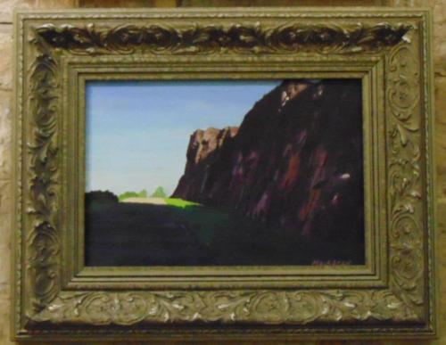 78 - Salisbury Crags Edinburgh - Colin Mackenzie