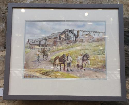88 - Dales Ponies at Killhope Lead-Mining Museum - Gina Morton