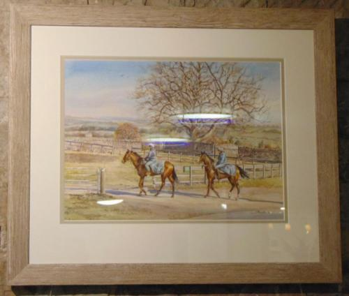 90 - Low Moor Middleham - Gina Morton