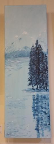 98 - Winter Scene - Carol Pearce