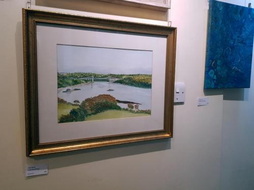 Menai Stright Bridge  - Gwen Bailey