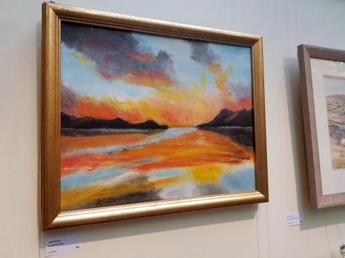 Sunset at Skye - Gwen Bailey