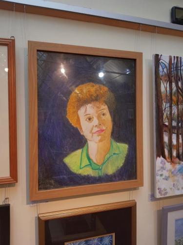 Portrait - Fred Bates