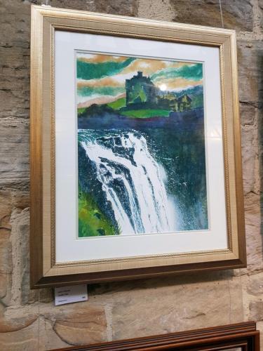 Castle Falls - John H Bower