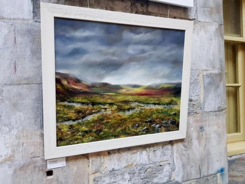 Across the Moors - Dawn Broughton