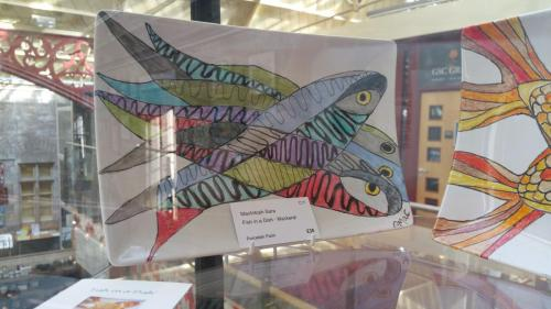 Craft17 - Fish in a Dish - Mackerel - Sara MacIntosh