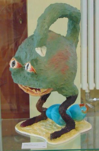 Craft 3 - Knottachickensaurus - Fred Bates