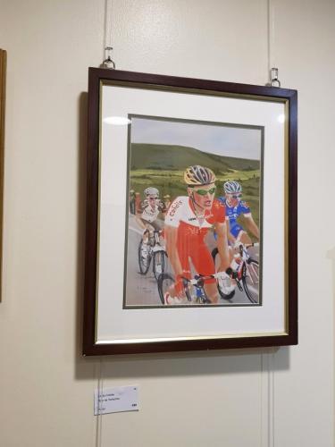 Tour de Yorkshire - Linda Coleby