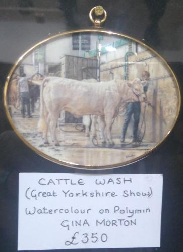 Cattle Wash (Great Yorkshire Show)
