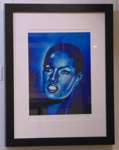 Digital 3 - Grace Jones - Margaret Galbraith