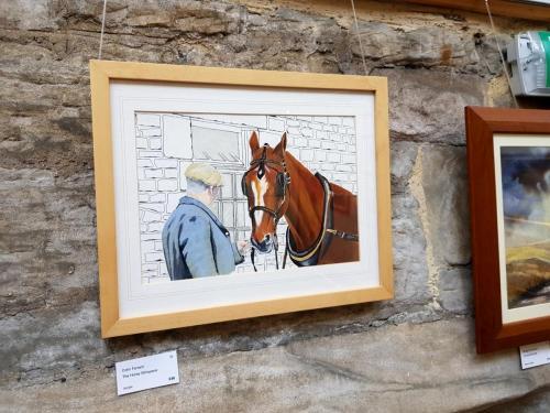 The Horse Whisperer - Colin Farrant