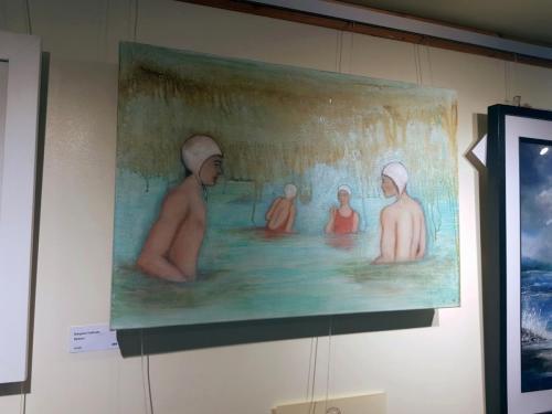 Bathers - Margaret Galbraith