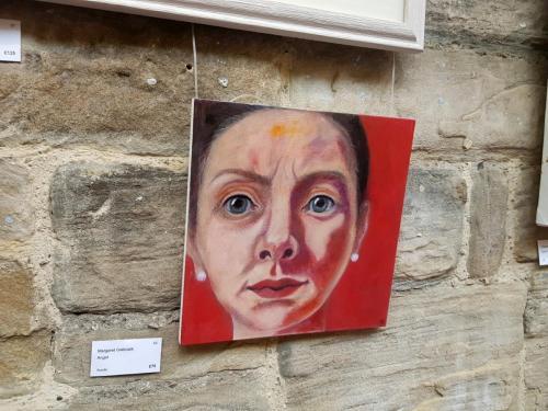 Angst - Margaret Galbraith