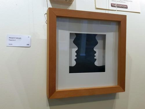 Face/Urn - Margaret Galbraith