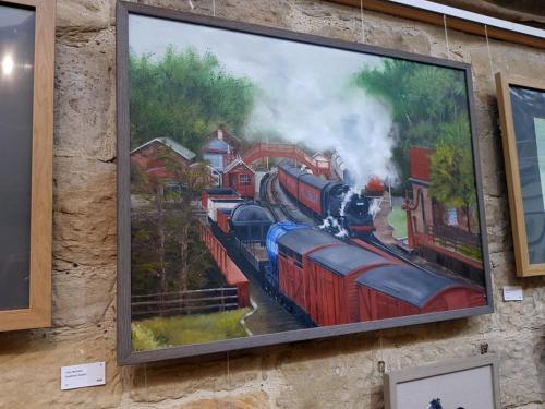 Goathland Station - Julie Macbean