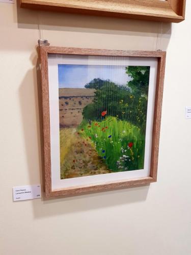 Lancashire Meadow - Carol Pearce