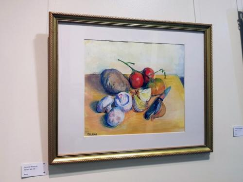 Kitchen Still Life - Christine Ruhstorfer