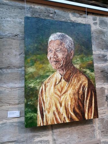 Nelson Mandela - Christian Fiscutean Rus