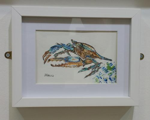 M4 - Castanet Crab - Diane Garthwaite