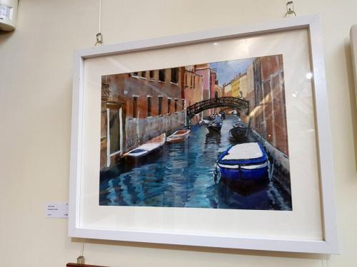 Venetian Canal - Des Scott