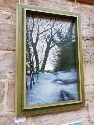 Last Winter - Malcolm Short