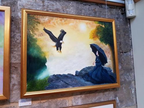 Mountain Fantasy - Margaret Yole