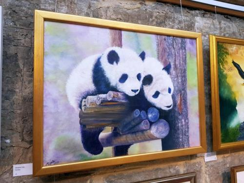 Pandas - Margaret Yole