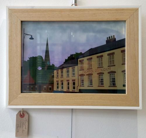 Tubwell Row - Jim Lamb