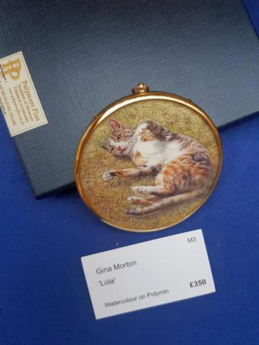 Miniature - 'Lola' - Gina Morton