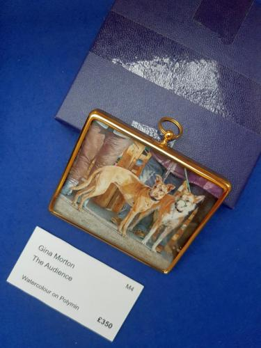 Miniature - The Audience - Gina Morton