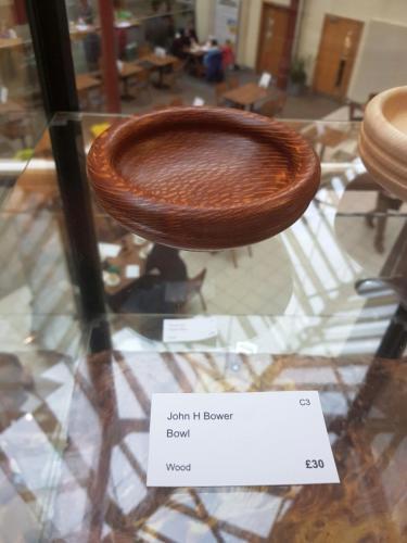 Craft - Bowl - John H Bower