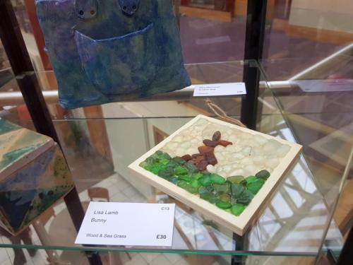 Craft - Bunny - Lisa Lamb